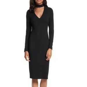 Rebecca Monkoff Choker Dress NWT $178